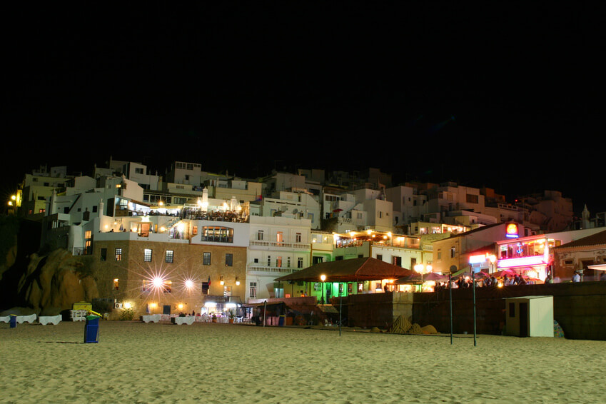 algarve-night